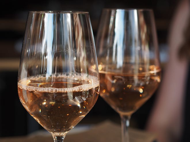 About 100 kinds of rose wines will be poured at the Rose Day Festival on June 9 outdoors at Ray's Wine & Spirits, 8930 W. North Ave., Wauwatosa.