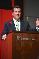 Northwestern Mutual's John Schlifske was honored Tuesday as the Harvard Business School Club of Wisconsin's state Business Leader of the Year.