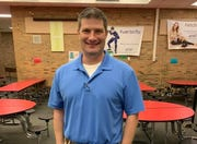 Shawn Bumgardner, who recently paid off all the negative lunch balances for Cudahy Middle School students, is glad the school district will be changing its policy of offering alternative meals to students who are behind on their food service accounts. Bumgardner pushed for the change.