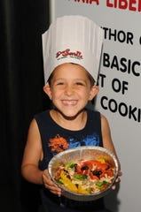 Kids ages 5-17 can participate in a pizza making competition at Festa Italiana.