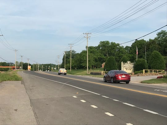 Design is underway to widen Lebanon Road from Park Glen Drive to near Curd Road in Mt. Juliet.