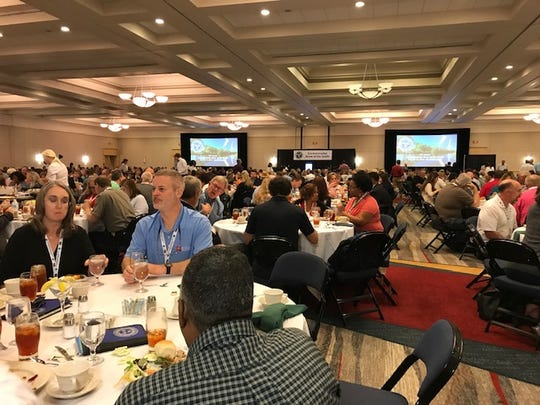 The Tennessee Department of Environment and Conservation's annual Environmental Show of the South took place May 15-17, 2019, in Chattanooga.