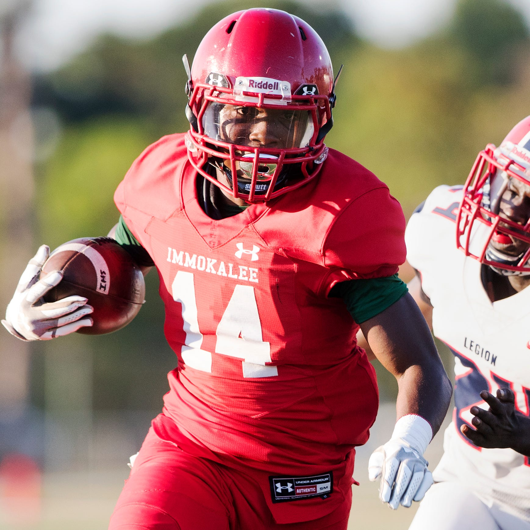 Spring football roundup: Charles Toombs leads Immokalee; Golden Gate, South Fort Myers tie