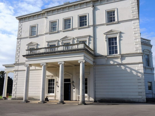 Southwick House as it appears today.