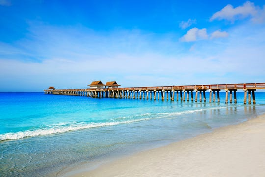 With beautiful scenery and a relaxed lifestyle, Naples, Florida, is a top destination to move to.