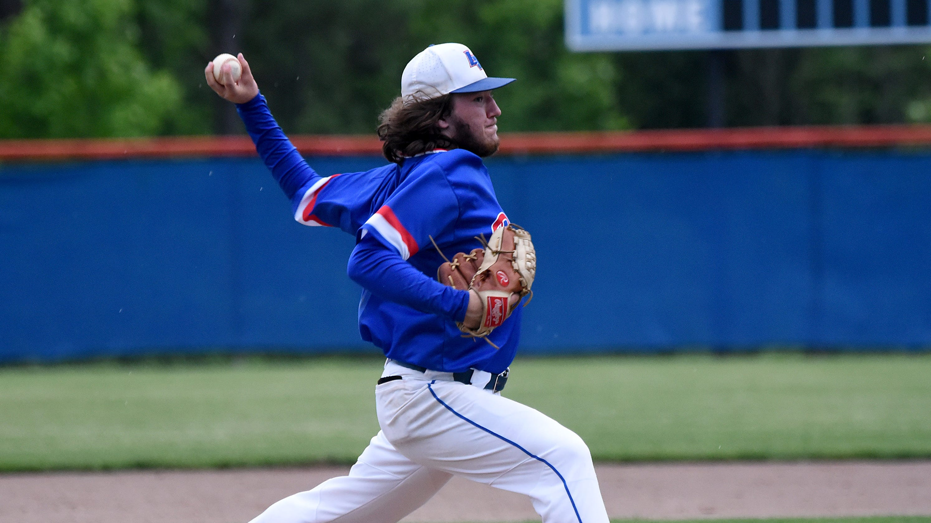Licking Valley Pitchers Make Early Runs Go A Long Way