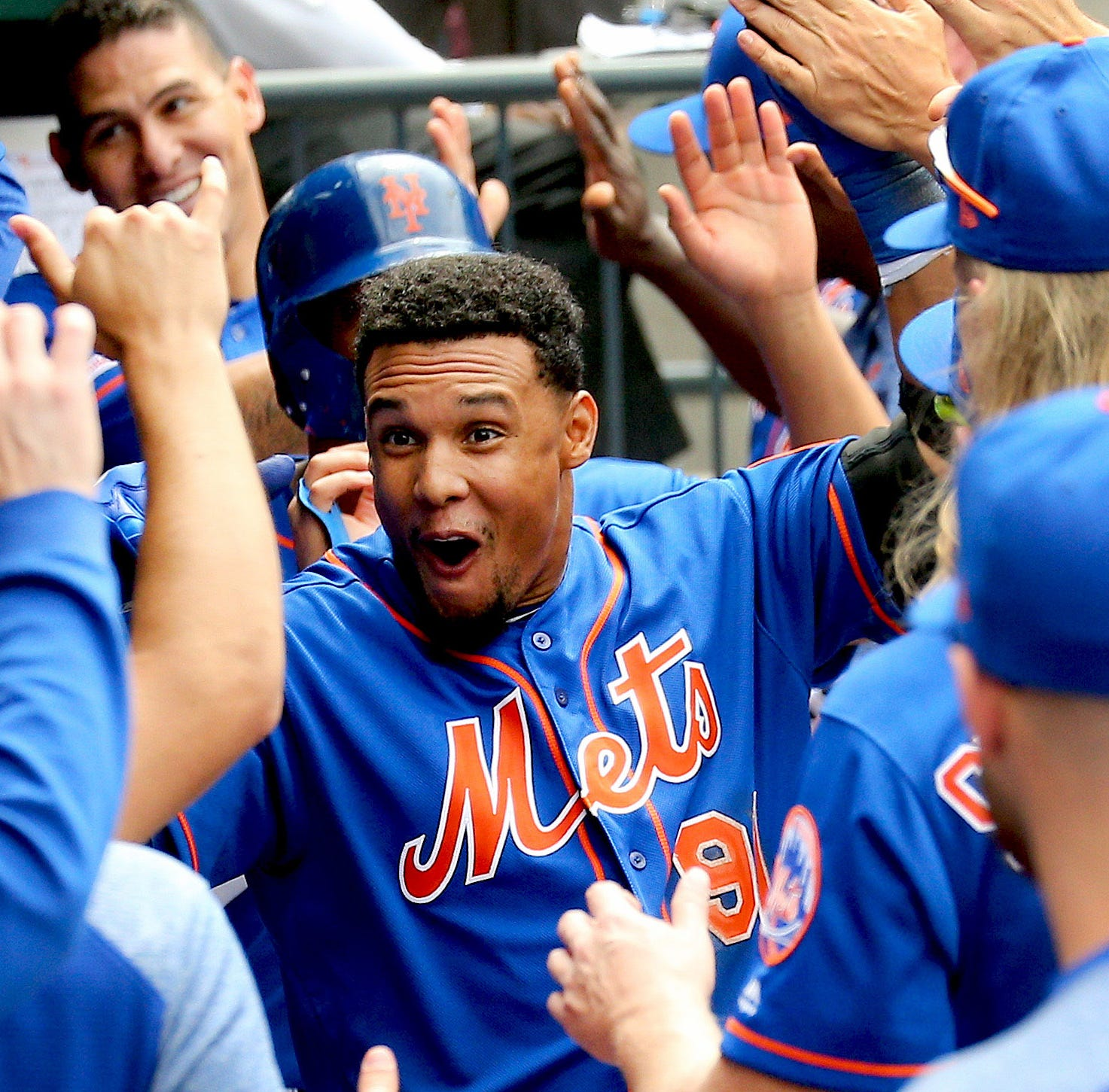 Mets complete sweep of Nationals thanks to Carlos Gomez's late-game heroics