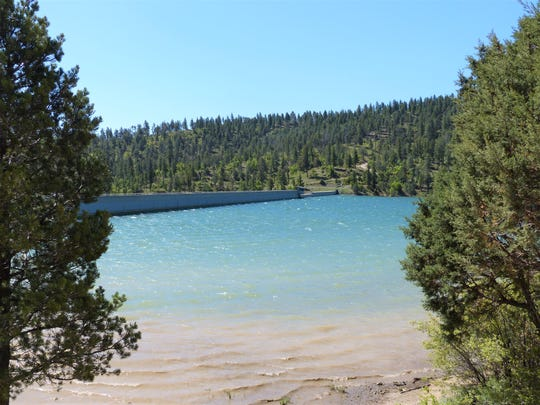 Grindstone Reservoir is one of the main draws to the area with hiking and biking trails, a campground, swimming, fishing and boating. Young retirees find plenty of outdoor actitivites in the village and surrounding Lincoln National Forest.