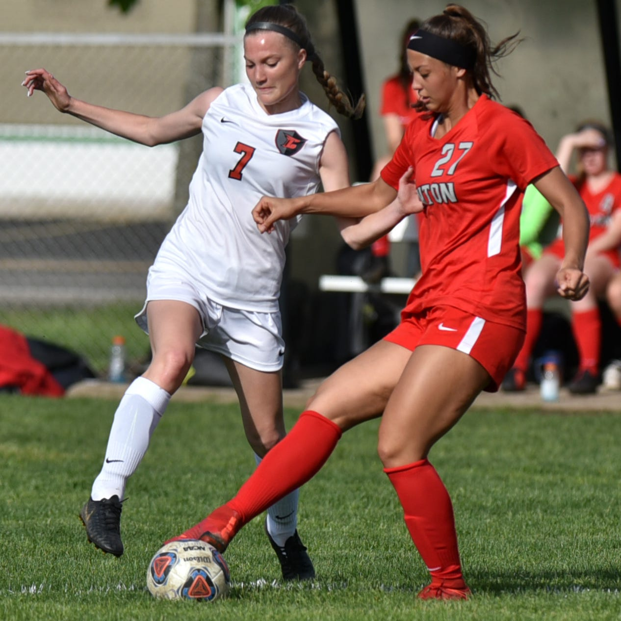 Nestico's one-of-a-kind hat-trick ignites Canton's 5-0 win over Churchill
