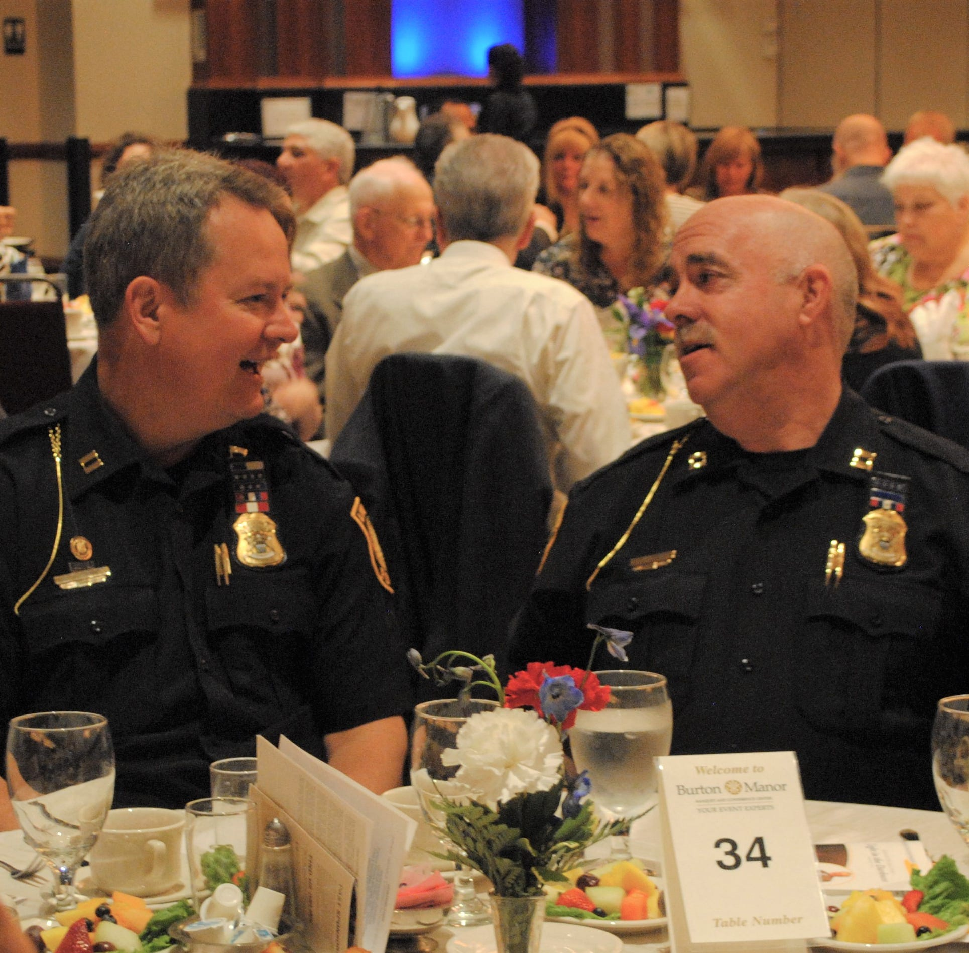 First responders honored at Livonia prayer breakfast
