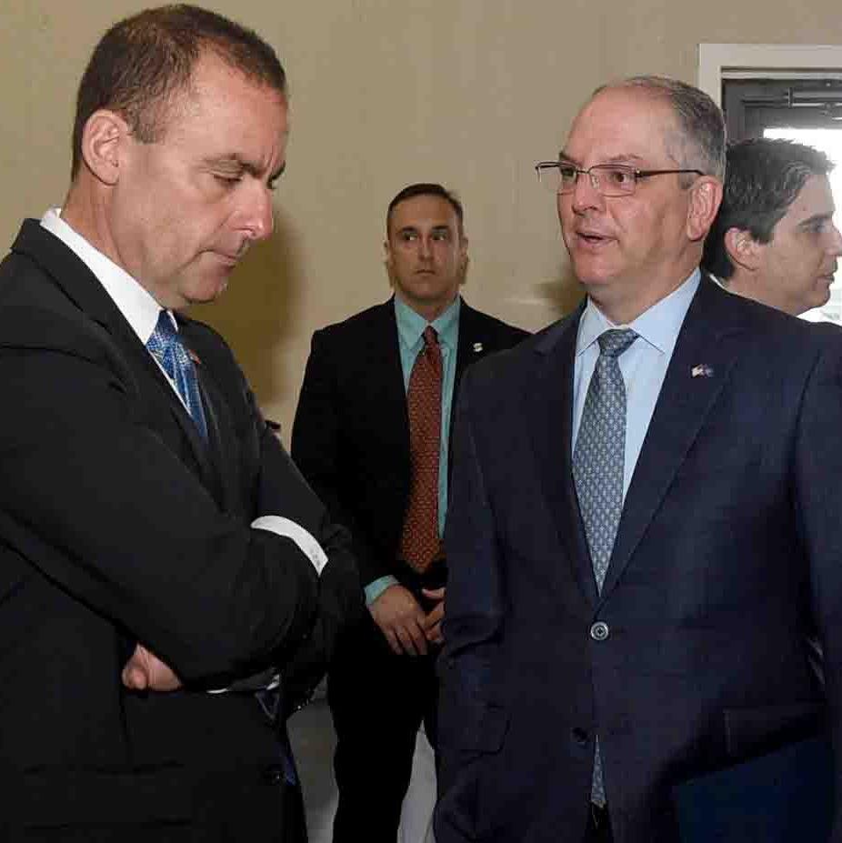 Gov. Edwards, Delek announce $150M refinery expansion in St. Landry Parish