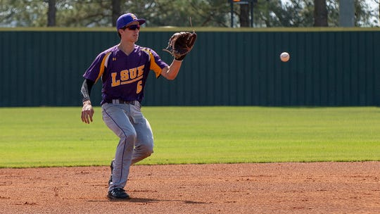 Evan Keller was one of four LSU Eunice baseball players to be named to the All Region 23 Team. Keller led the Bengals in batting average, hits and stolen bases.