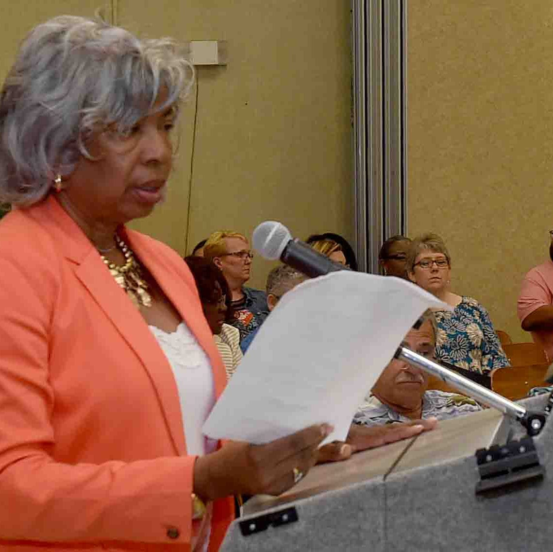 School board strife over personnel transfers continue