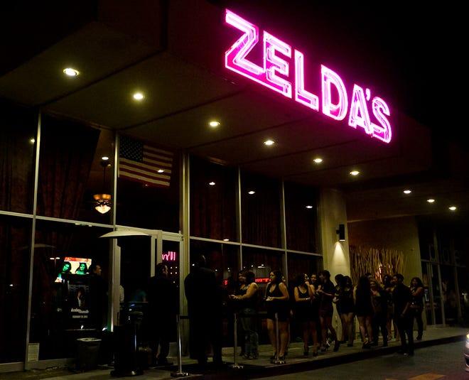 Zelda's nightclub in Palm Springs closed in 2019.