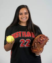 Jeya Prasad-Softball pitcher of the year