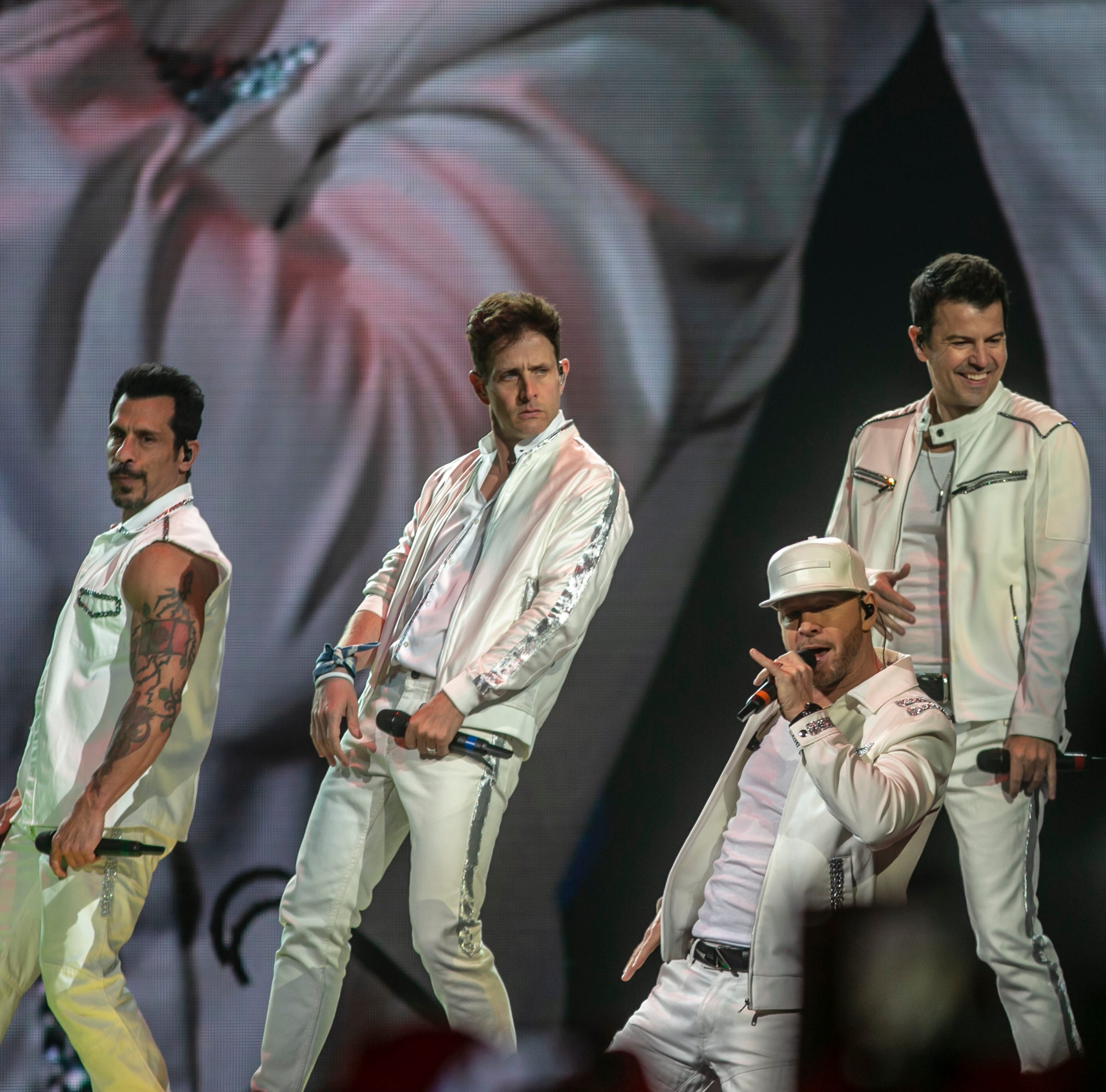 New Kids on the Block still have 'The Right Stuff,' proving 'so-called experts' wrong
