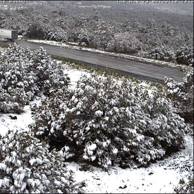 Grand Canyon and Flagstaff brace for snow on Memorial Day