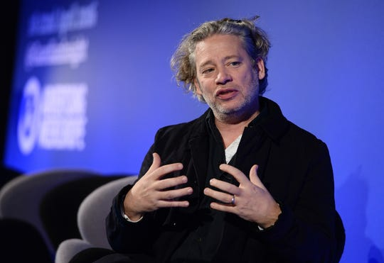 """You can't make a film that last 30 years long,"" says Dexter Fletcher, director of the biopic ""Rocketman."""