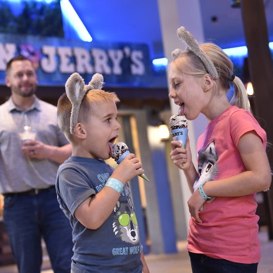 Ben & Jerry's is coming to Great Wolf Lodge in Arizona