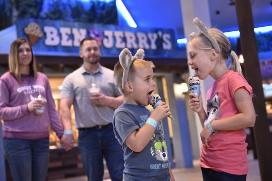 Ben & Jerry's is coming to Great Wolf Lodge in Scottsdale