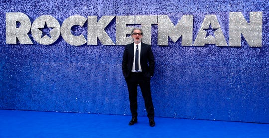 "Director Dexter Fletcher says Elton John was emotionally open when it came to making ""Rocketman."""