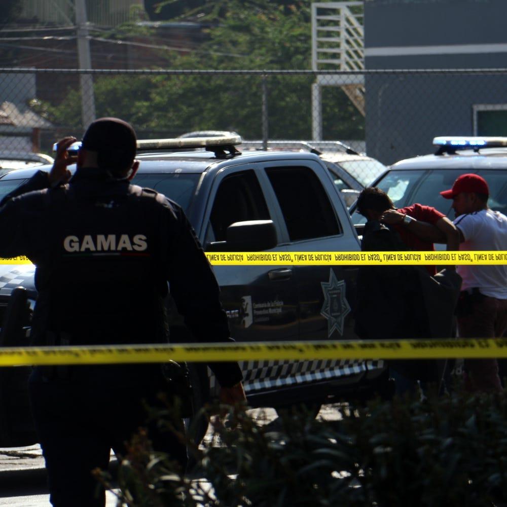 Balacera deja 9 muertos y 4 heridos en Michoacán