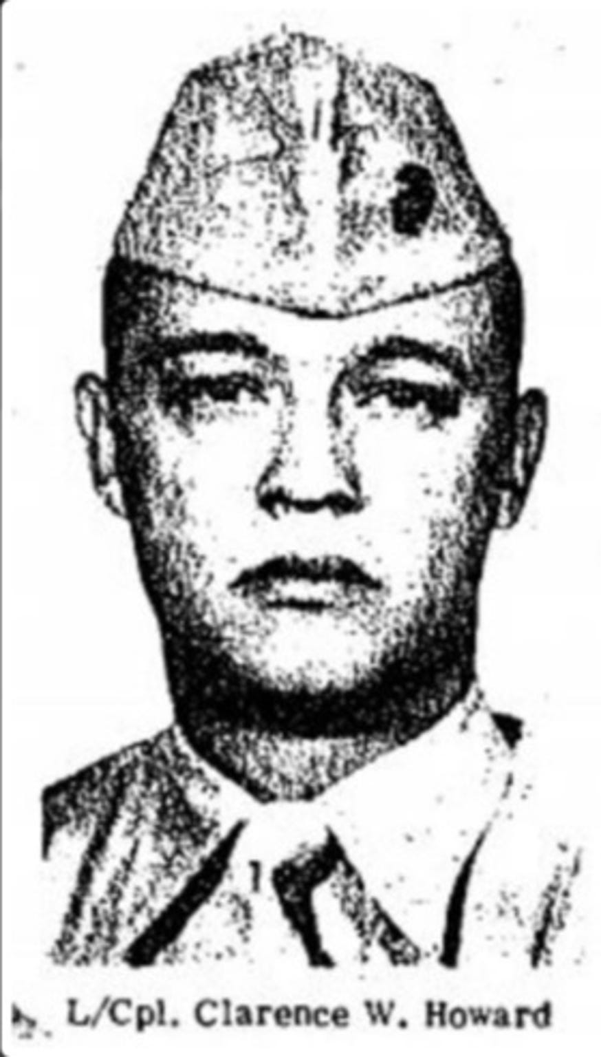 Lance Cpl. Clarence W. Howard died in 1966 while serving in Vietnam. He went to school in Port Huron.