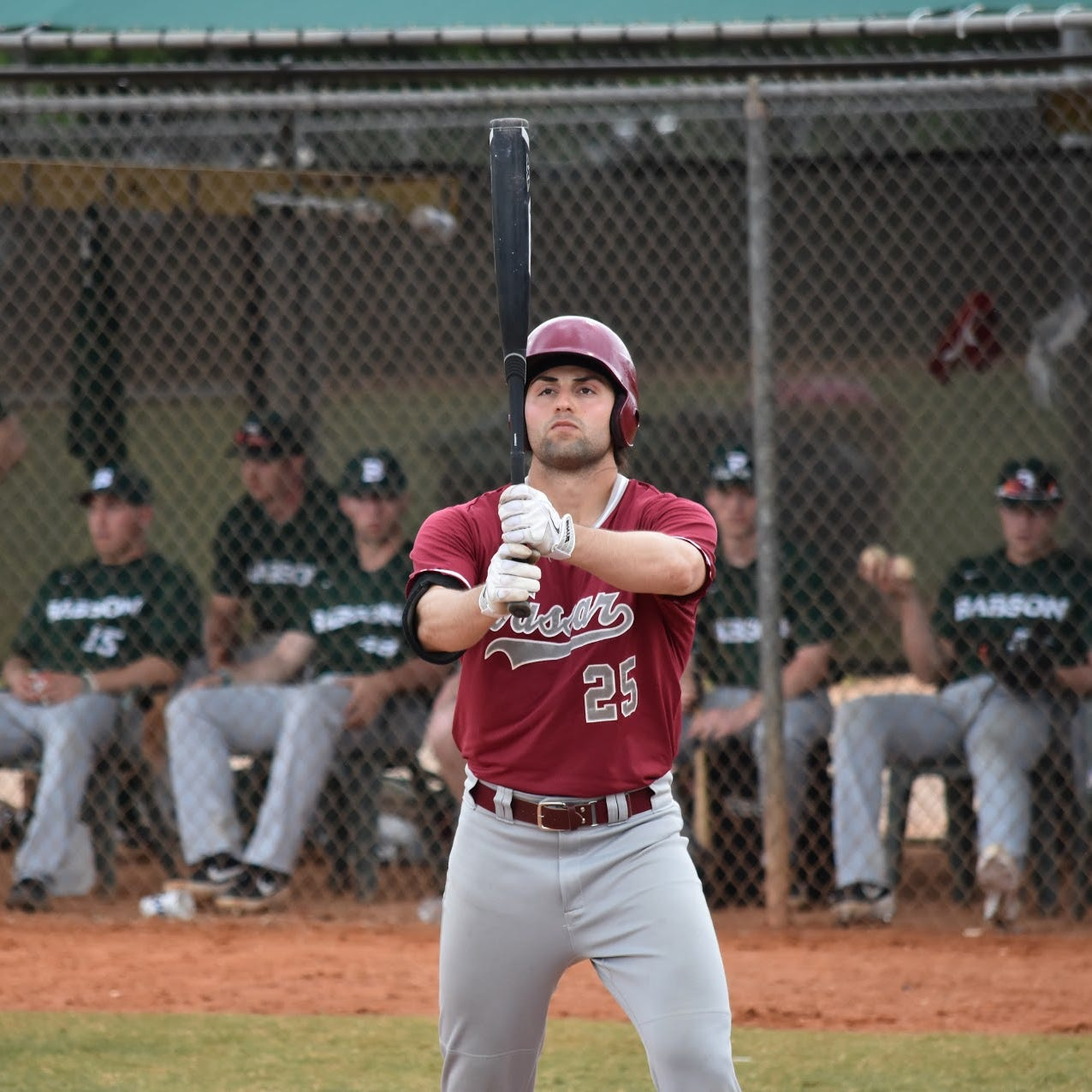 A tour of the diamond: Vassar's Bryan Rubin plays all nine positions in a baseball game