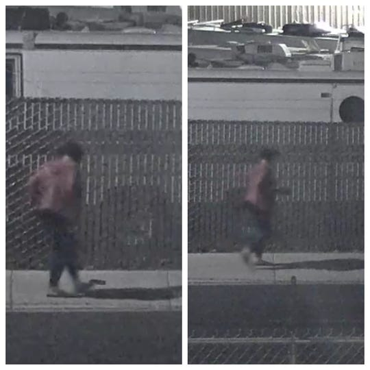 The Reno Police Department released a photo of a woman who they believed picked up a cellphone that is considered evidence in a homicide investigation.