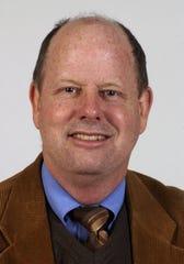 Jay Gallagher, the late longtime Gannett Albany bureau chief.