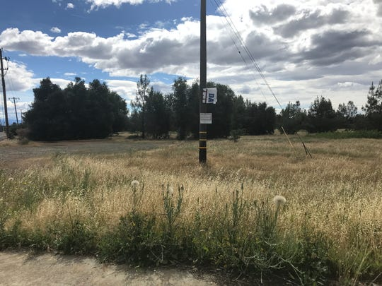 Alan Shufelberger wants to develop this 18-acre parcel on the southeast corner of Airport and Rancho roads into an industrial park with 21 lots.