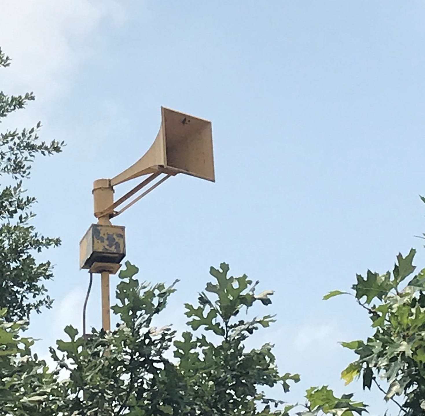 Voices in online petition growing louder, calling for return of San Angelo warning sirens