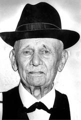 Oscar Ruffini, protoarchitect of San Angelo, designed almost all of the earliest churches in town, in addition to an impressive list of 36 buildings in a four-block area of downtown, among others. He died at the age of 98 in 1957.