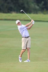 Nathan Jeansonne's final start in purple and gold will be at the NCAA Men's Golf Championship.