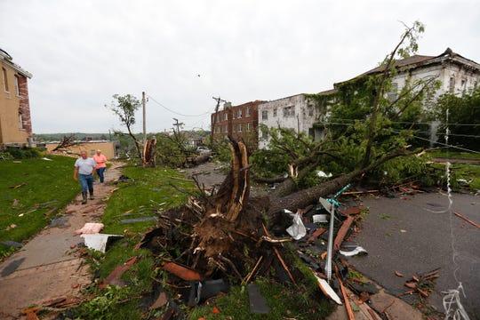 Jefferson City, Mo tornado damage: Photos, videos of the