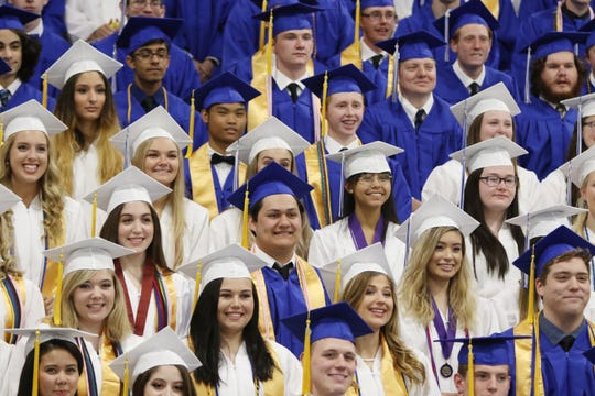 High schools are announcing graduation plans for the Class of 2020.
