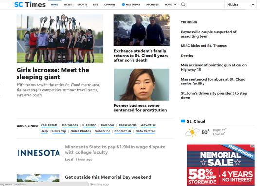 Sc Times Screenshot