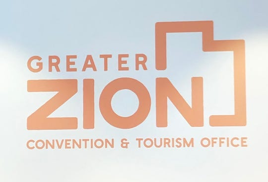 The new logo for the Greater Zion Convention & Tourism Office