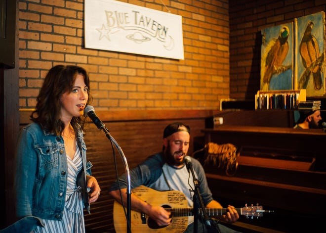 Thousand Dollar Hen will play at 8 p.m. Wednesday at the Blue Tavern.