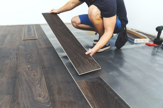 Consider the timeliness, effort and complexity required during a flooring installation.