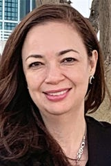 Margarita Muñoz, new city of El Paso comptroller.