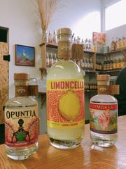 New releases at Ventura Spirits include a limoncello made from local lemons and 200ml-size bottles of Opuntia, Haymaker's Vodka and other spirits from the craft-distillery's line of products. Bottles are available for purchase in the on-site tasting room, which is open Fridays through Sundays.