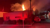 When a business fire was reported early May 23, 2019, city of Ventura crews rushed to the scene and found heavy smoke and flames.