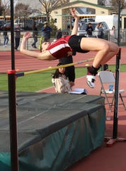 Tulare Union's Mallory Elick is set to compete in the girls high jump this weekend at the 101st CIF State Track & Field Championships in Clovis.