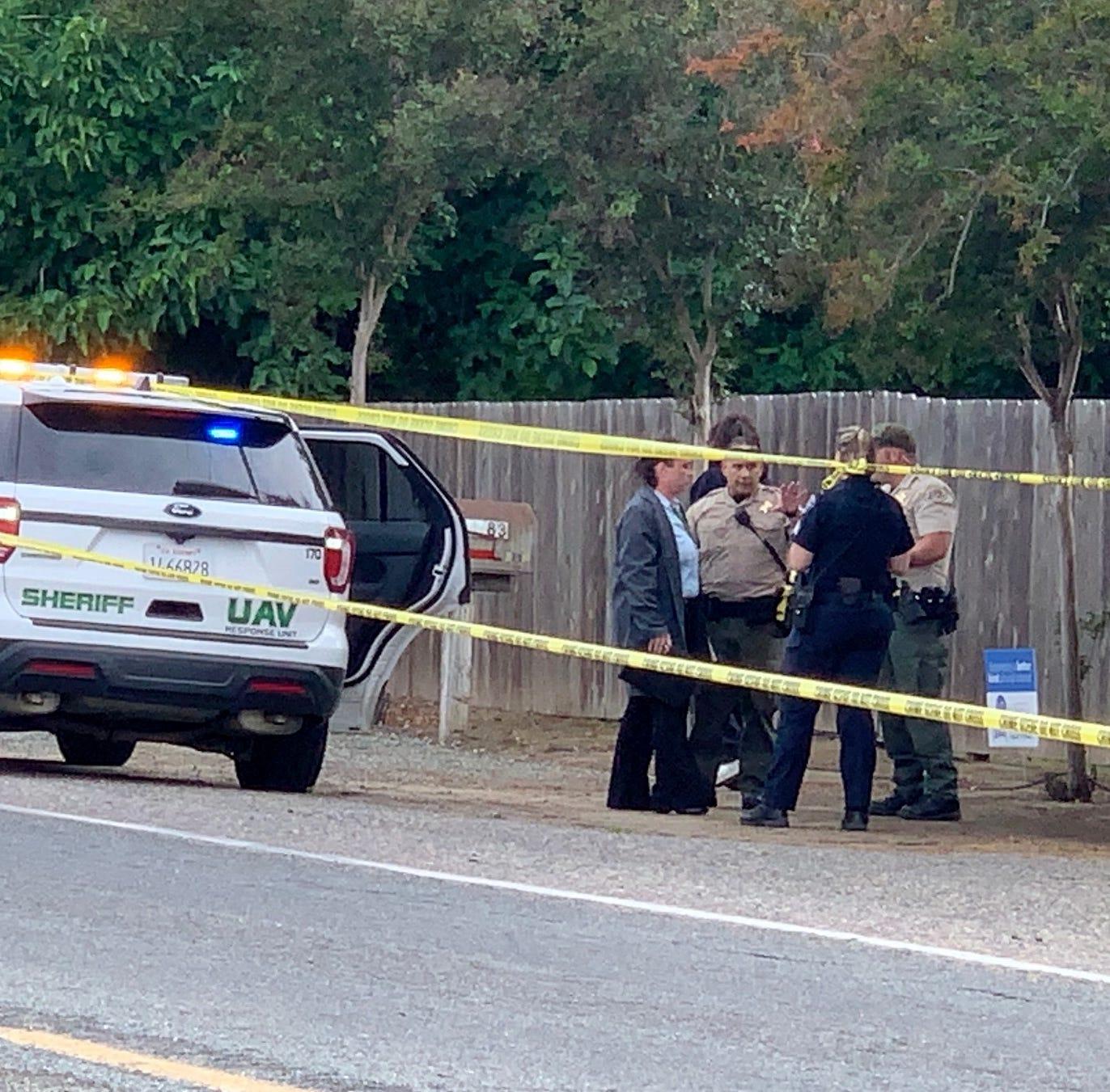 BREAKING: Gunman on the loose after woman shot near Farmersville