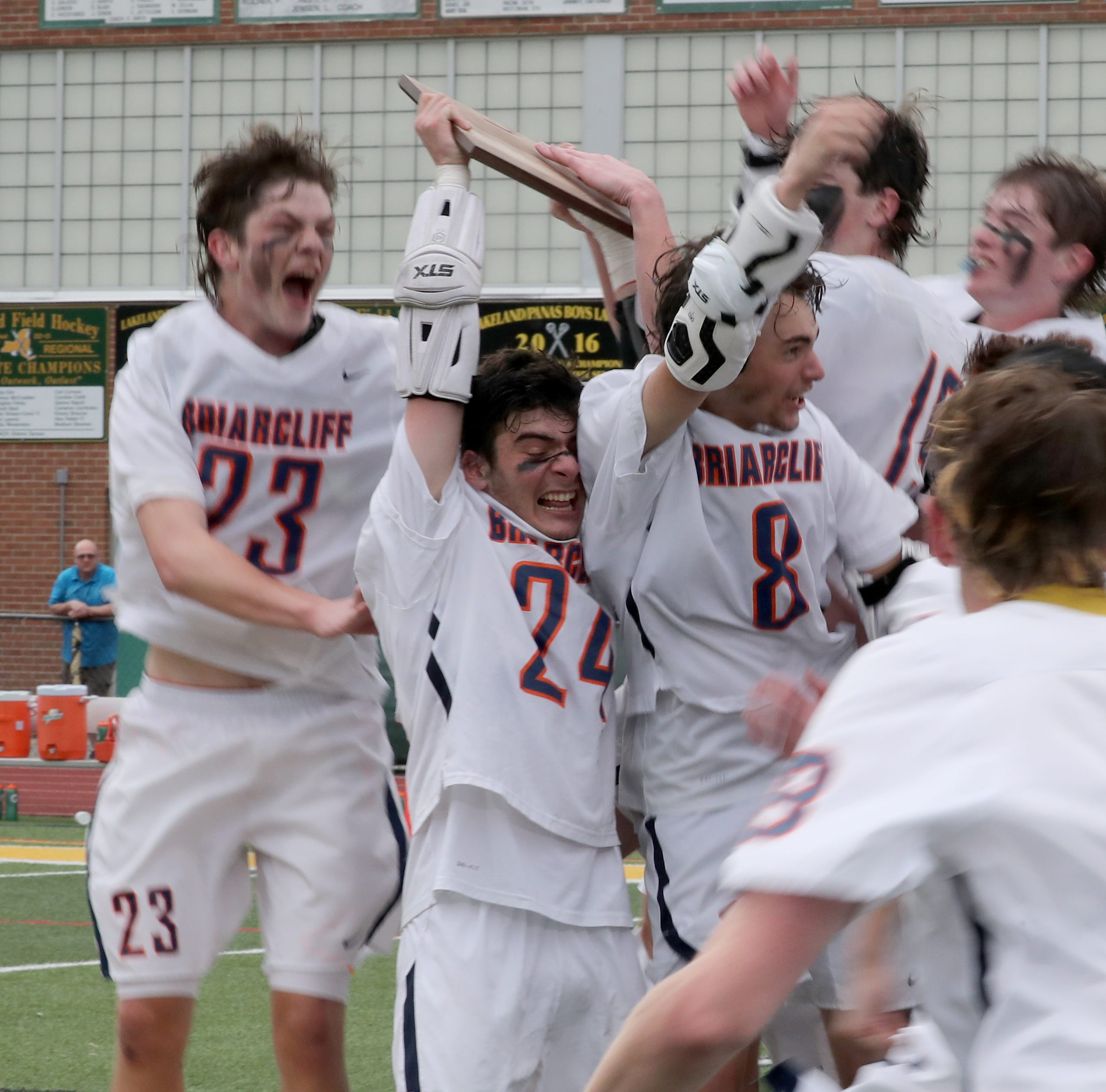 Boys lacrosse: Matt Waterhouse gives Briarcliff a historic overtime win