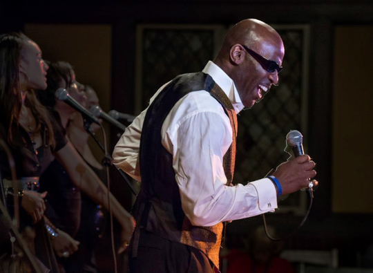 Forever Ray, a Ray Charles tribute band, will kick things off for the Emil Paolucci Summer Sounds Concert Series on June 26.