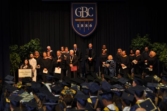 Goldey-Beacom College held its 132nd Commencement Ceremony on May 3 in the Joseph West Jones Center on the GBC campus. More than 500 received a variety of degrees.