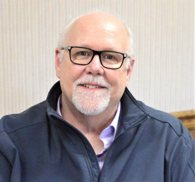 Jay Bennett has been heavily involved in efforts to create a new downtown internet network for the city.