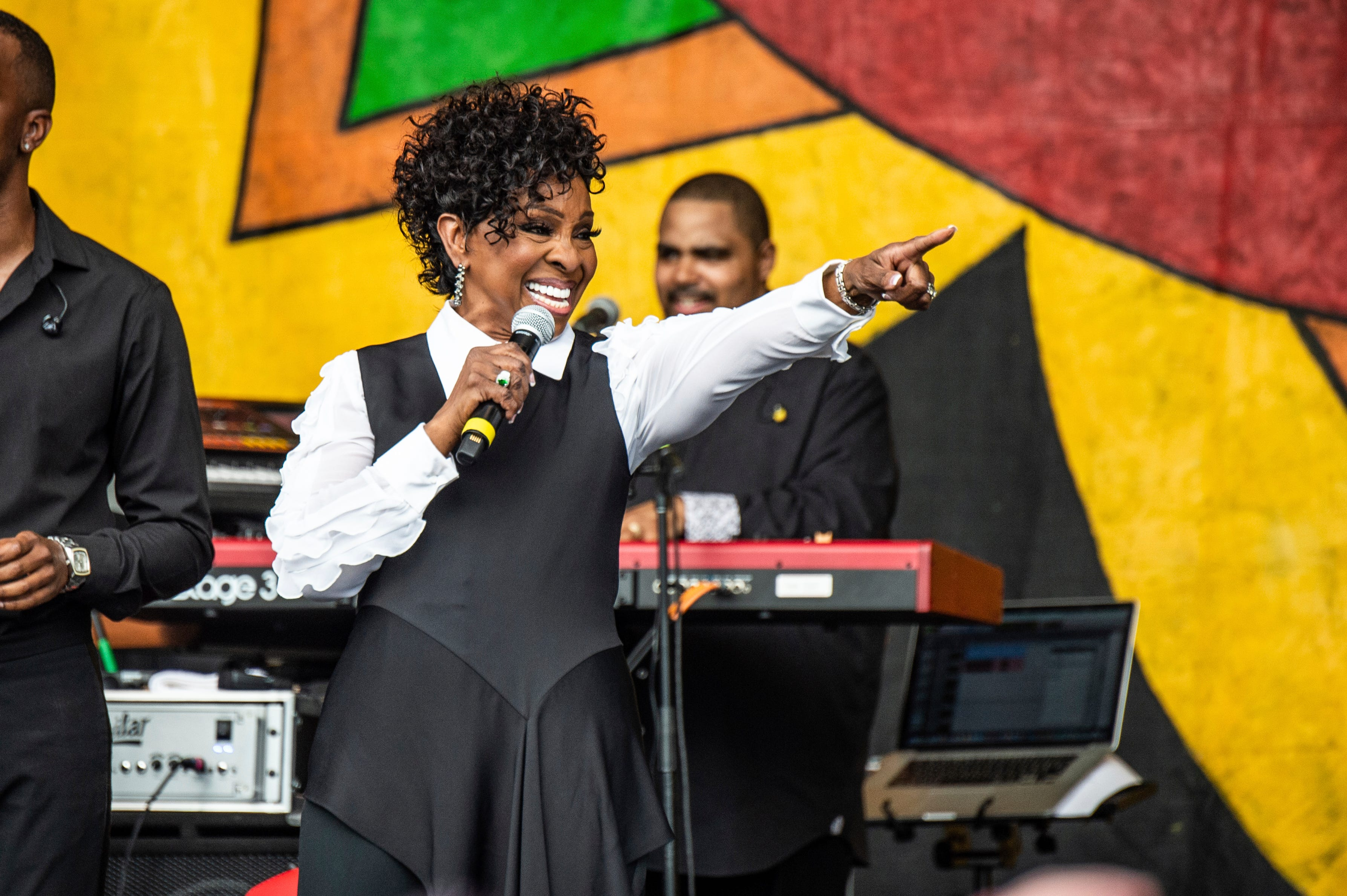 Empress of Soul  Gladys Knight brings catalog of hits to Hoyt Sherman Place